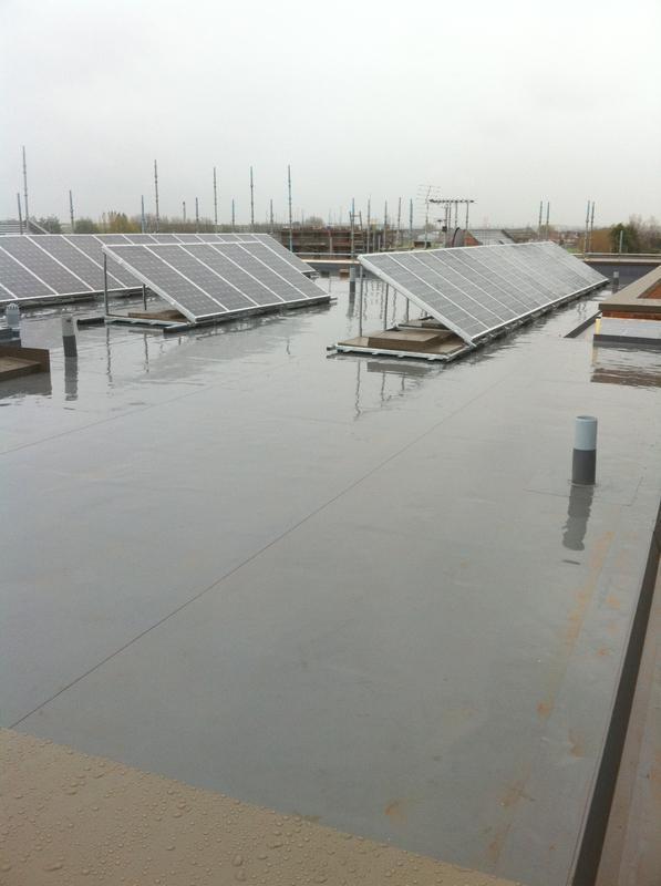 Image 11 - Soprema TPO Single Ply Membrane - Dagenham, London