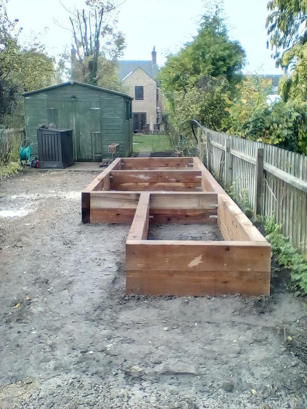 Image 23 - Oak sleeper bed