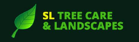 SL Landscapes & Tree Care logo