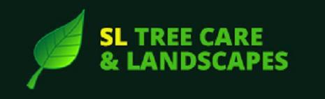 SL Landscapes & Tree Care logo