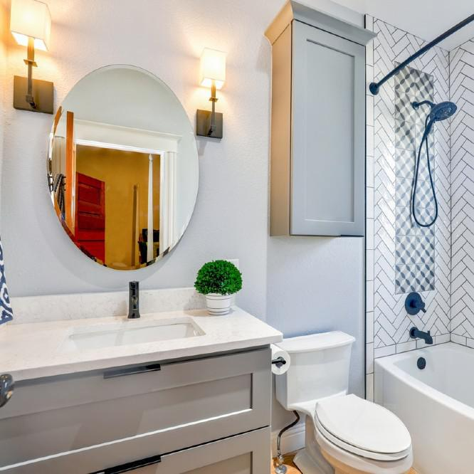 Top Ideas For Small Bathrooms