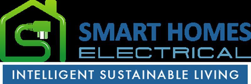 Smart Homes Electrical logo