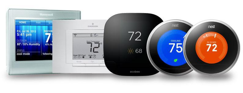 Image 5 - Smart Thermostats Installed