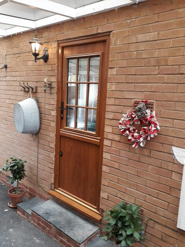 Image 21 - Oak Stable Door Solidor, Shepshed, Leicestershire