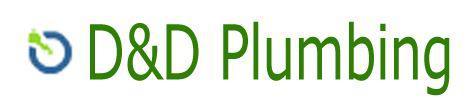 D & D Plumbing logo