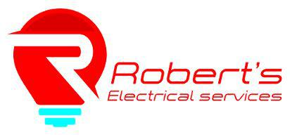 Robert's Electrical Services logo