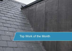 Top Work of the Month - July