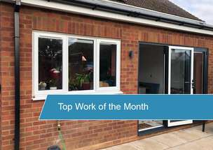 Top Work of the Month - October