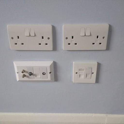 Image 3 - New Power and cabling for a Home Entertainment & Internet