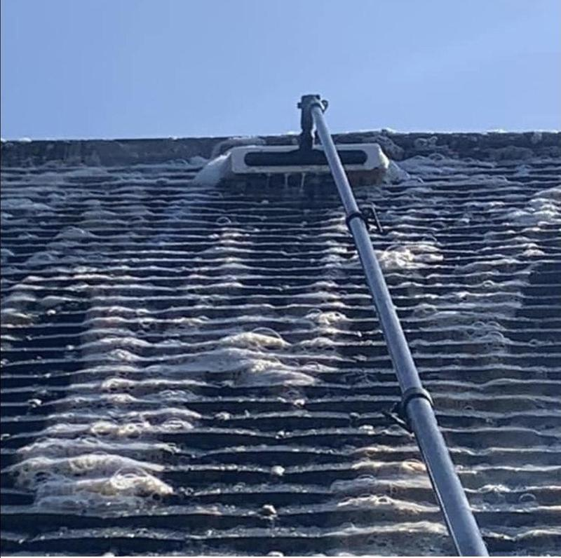 Image 4 - roof clean soft wash