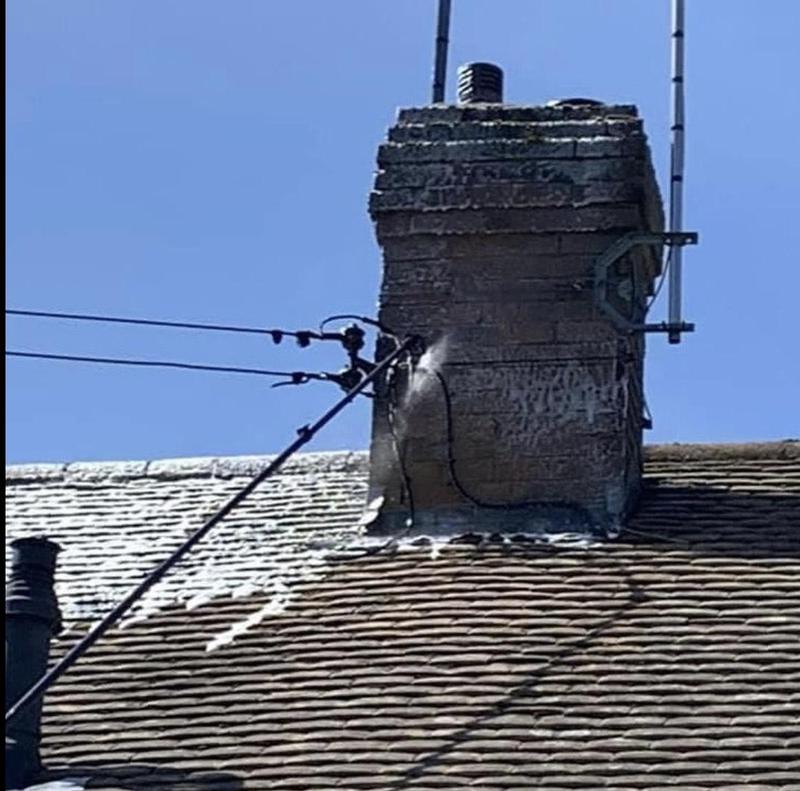 Image 6 - roof cleans soft wash