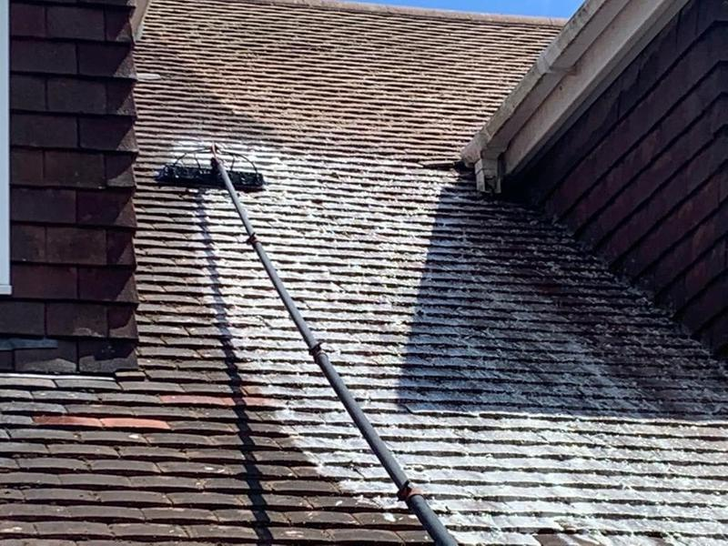 Image 11 - roof clean soft wash