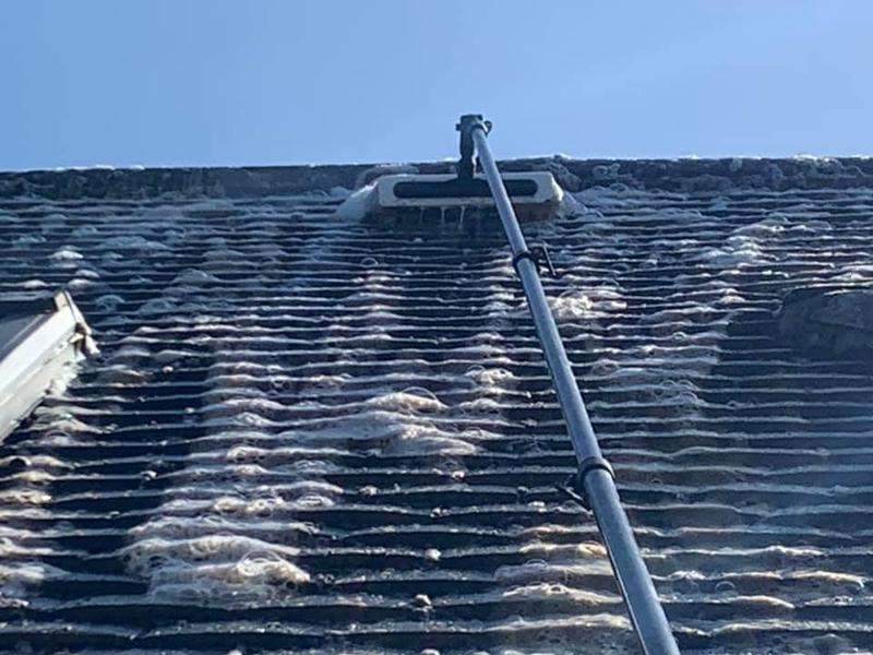 Image 12 - roof clean soft wash