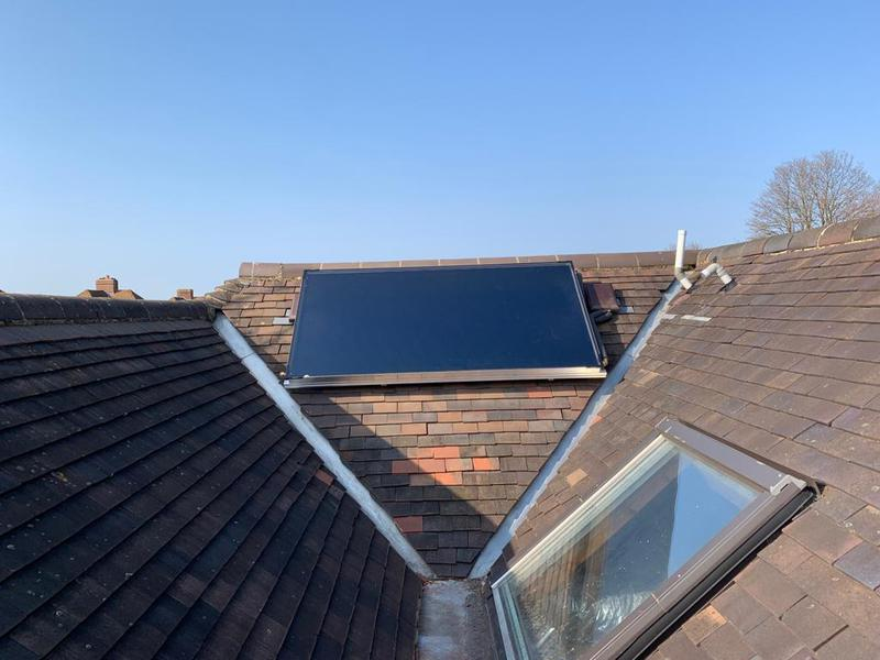 Image 16 - Solar Panel Installation