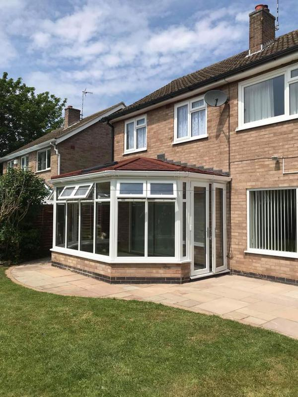 Image 1 - Solid Roof Conservatory, Leicester
