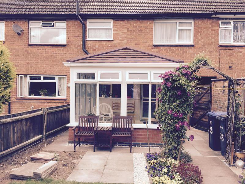 Image 2 - Solid Roof Conservatory, Lutterworth, Leicestershire