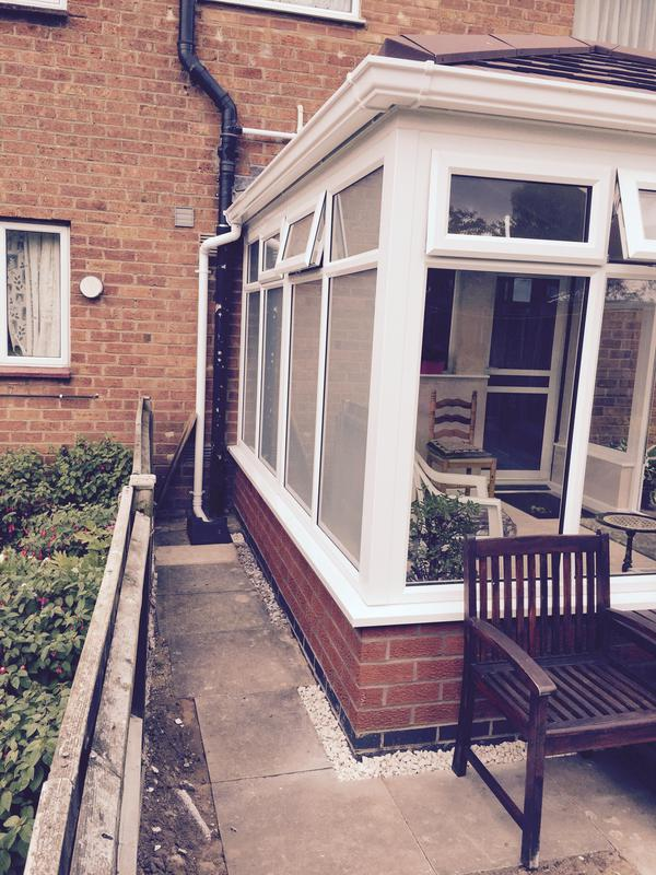Image 3 - Solid Roof Conservatory, Lutterworth, Leicestershire