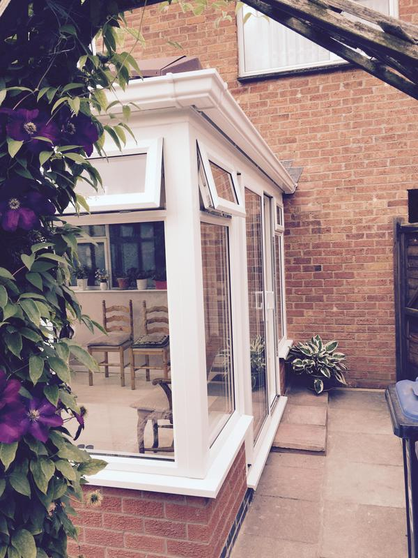 Image 4 - Solid Roof Conservatory, Lutterworth, Leicestershire
