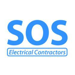 SOS Electrical Contractors logo