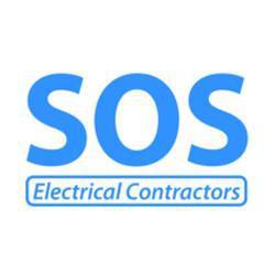 SOS Electrical Contractors logo