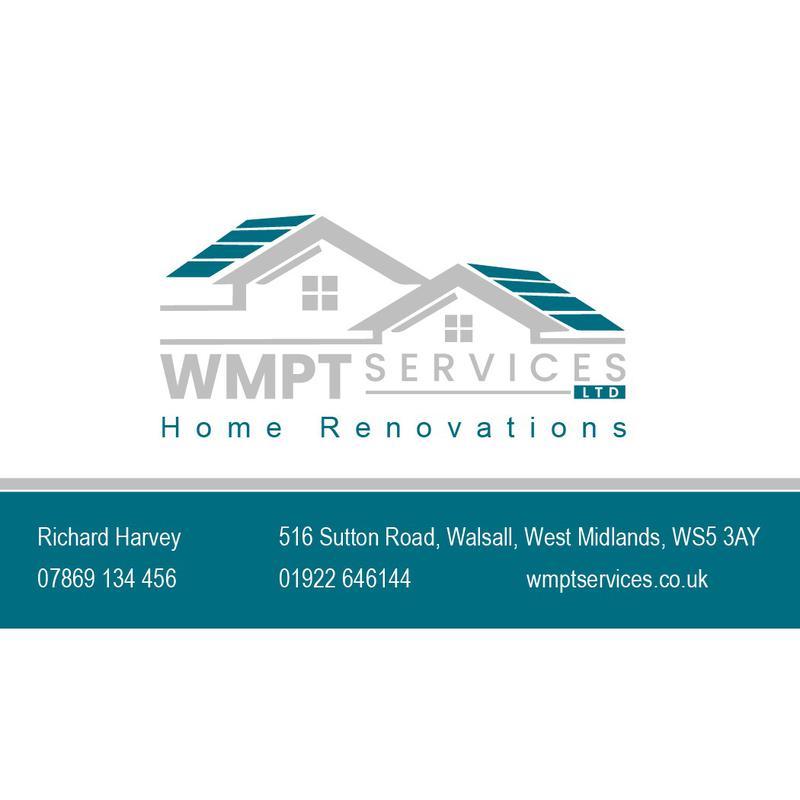 WMPT Services Ltd logo