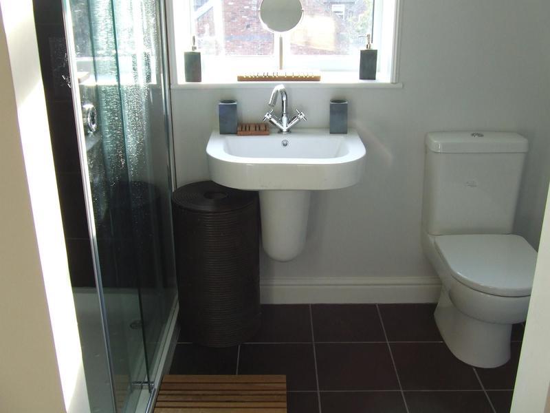 Image 14 - Full bathroom installation as part of a loft conversion Mr & Mrs  Seacroft Hale