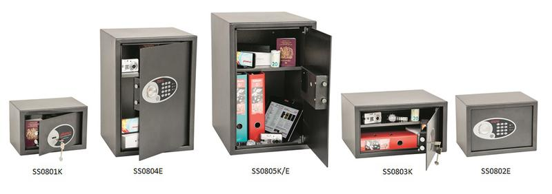 Image 8 - High Security or low Security Safes we can Supply and Fit.