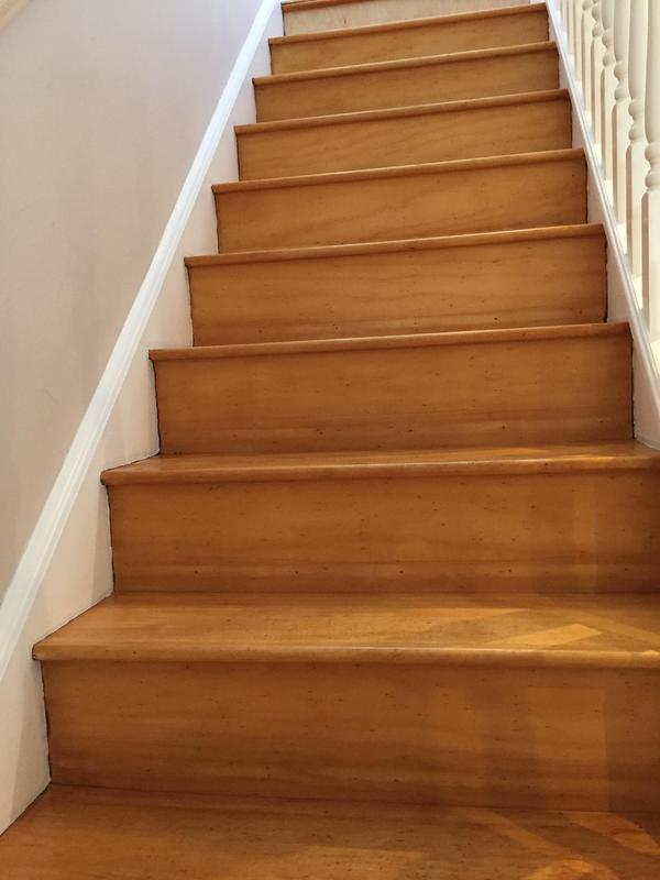 Image 5 - Staircase sanded and lacquered by DKM Developments Ltd, builders, Great Dunmow, Essex