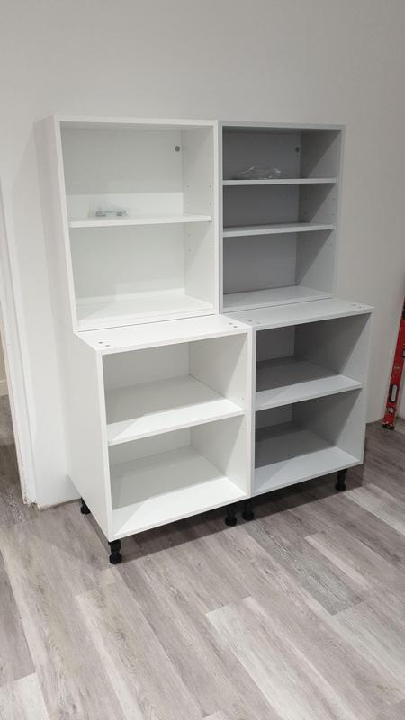 Image 6 - standard units available in grey or white available in all standard sizes 300,400,500,600,800,900,1000,1200