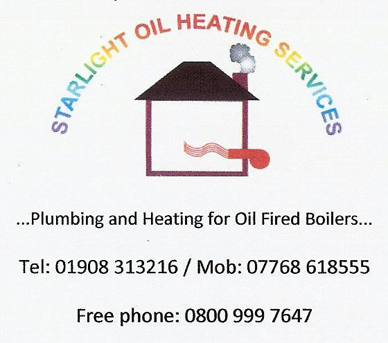 Starlight Oil Heating Services logo