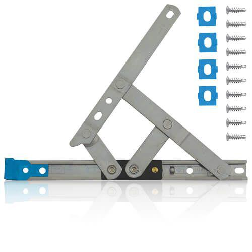 Image 2 - Window hinges replaced so if your window does not close and leaves a gap then call for a quote