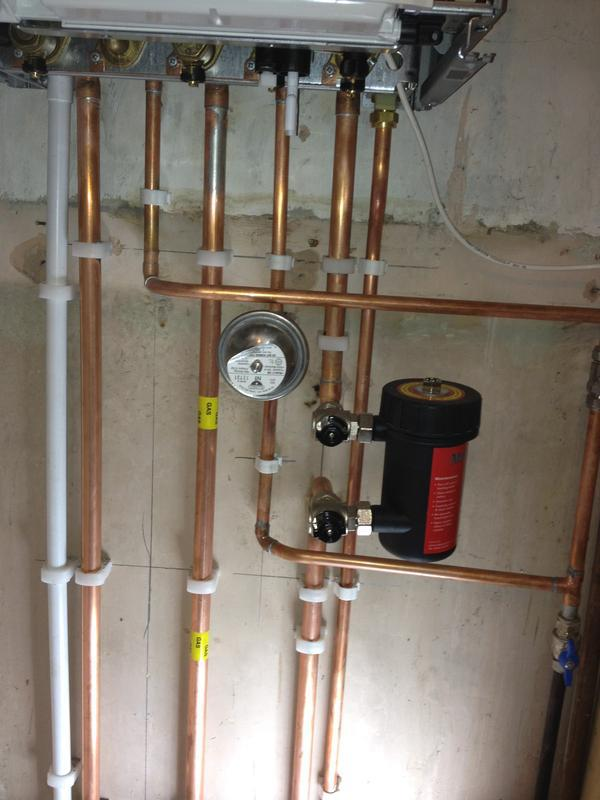 Image 8 - worcester 37cdi installation pipework