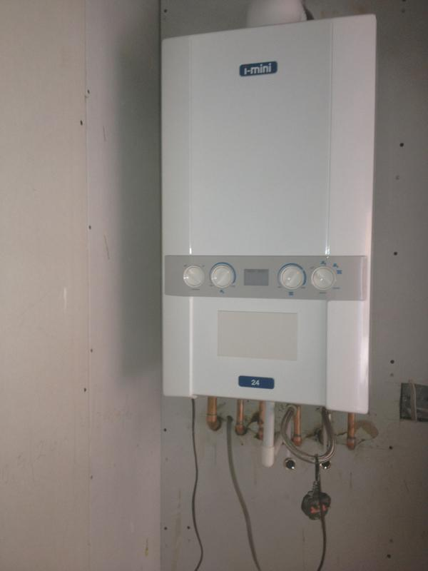 Image 7 - Ideal I Mini 24KW From £1400 Installed