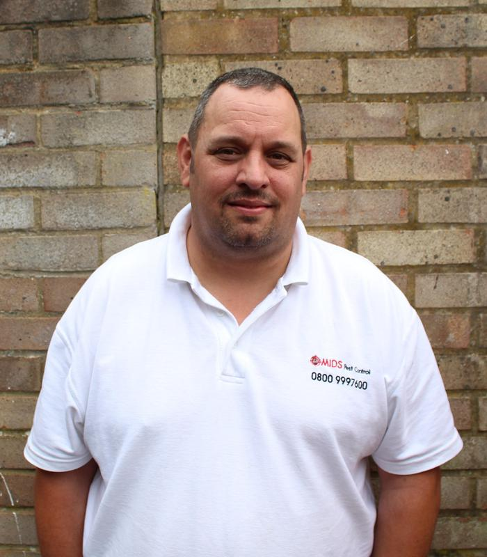 Image 9 - Steve, CEO of MIDS Pest Control and MIDS pest control Supplies Ltd
