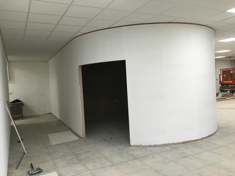 Image 12 - stud wall