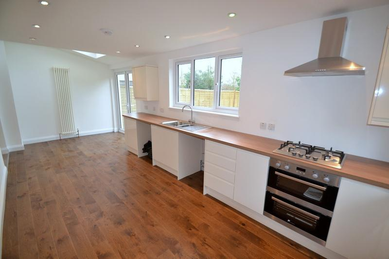 Image 34 - Kitchen fitting, Acton, Sudbury, by DKM Developments Ltd, builders, Great Dunmow, Essex.
