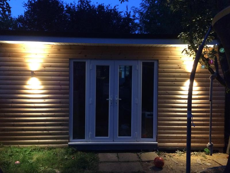 Image 30 - Fully insulated and heated summerhouse