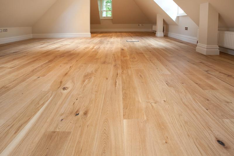 Image 3 - 180mm Oak engineered Country Grade planks - Pre-finished Natural Timber Oil
