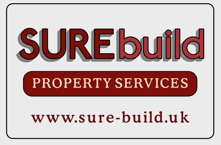 Surebuild logo