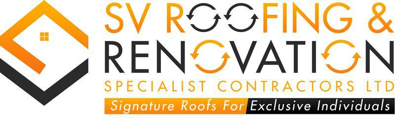 SV Roofing & Renovation Limited logo