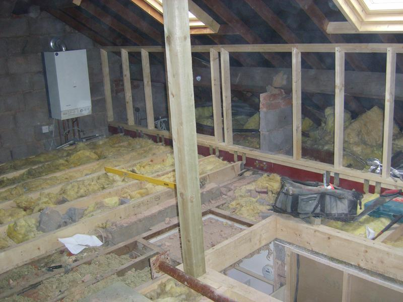 Image 25 - Bungalow Loft Conversion