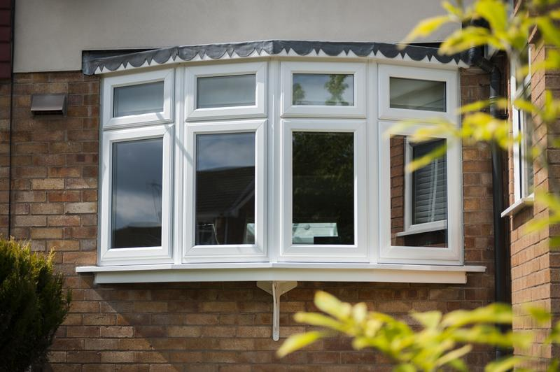 Image 22 - flat to bow window conversion