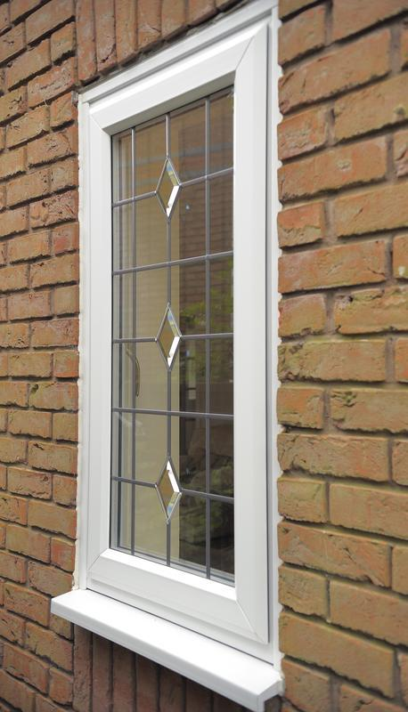 Image 23 - external view of lead with bevels