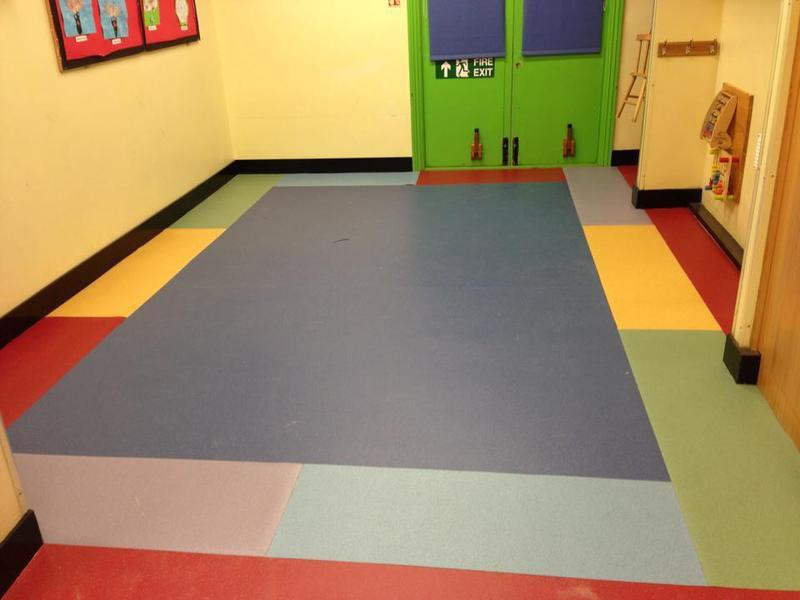 Image 2 - Tarkett Safetred Universal sheet flooring