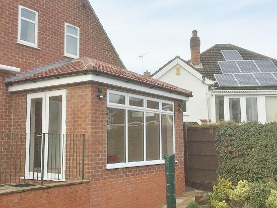 Image 4 - Conservatory too hot in summer, too cold in winter. Covert into an extension is the solution.
