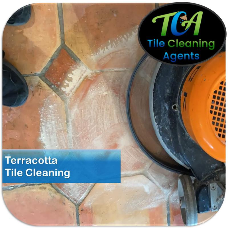 Image 12 - Terracotta tile cleaning and sealing service