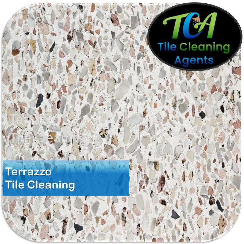 Image 13 - Terrazzo floor cleaning service