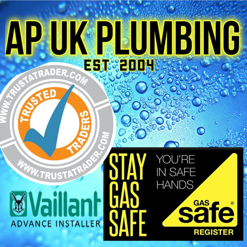 AP UK Plumbing logo