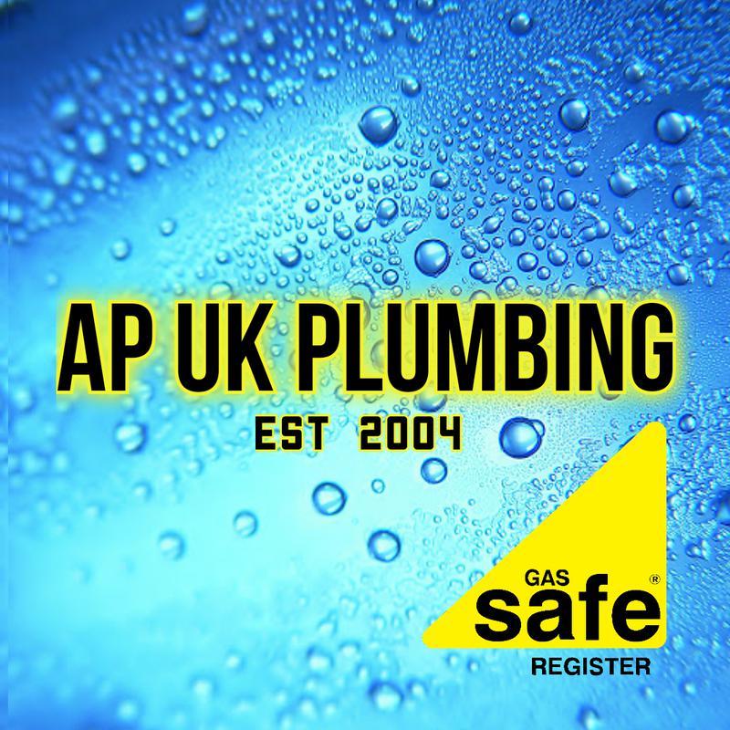 AP UK Plumbing logo