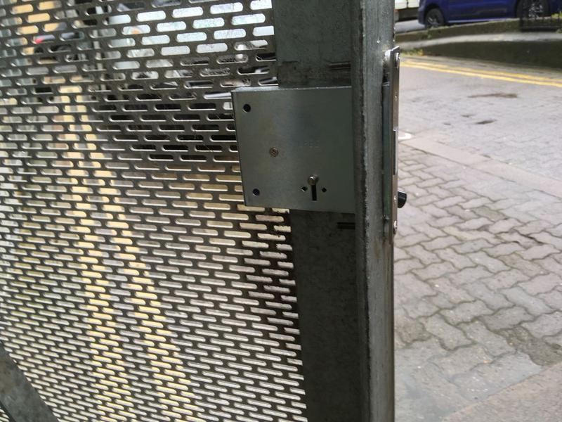 Image 41 - Lock Change